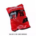 Câmara de Ar Chaoyang Aro 26 - 26 X 1.95/2.125 - Válvula Americana (bico Grosso)