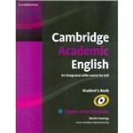Cambridge Academic English B2 Upper Intermediate Sb