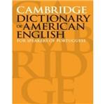 Cambridge Dictionary Of American English - Wmf Martins Fontes
