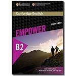 Cambridge English Empower Upper-intermediate Sb