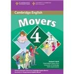 Cambridge Young Learners Movers 4 - Student's Book