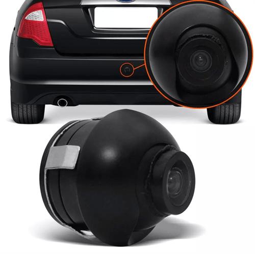 Câmera de Ré Universal H-Tech Ball