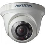 Camera Dome Hd 3.0p 1mp 10m 2.8mm Branca Hikvision