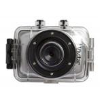 Câmera Filmadora de Ação Hd Vivitar Dvr785hd com Caixa Estanque e Acessórios Cinza