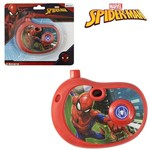 Camera Fotografica Infantil com Imagem Homem Aranha Spider Man na Cartela