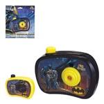 Câmera Fotográfica Infantil com Projetor Batman