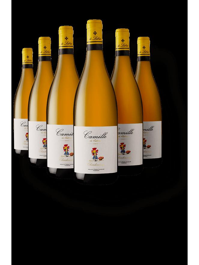 Camille de Labrie Chardonnay - Kit com 6