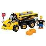 Caminhão Articulado Cat Dump Truck - Mega Bloks
