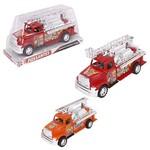 Caminhao Bombeiro a Friccao Retro Fire Rescue