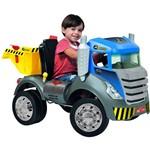 Caminhão Brutus Brinquedos Bandeirante 472 Azul