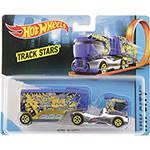 Caminhão Hot Wheels Velocidade na Pista Aero Blast - Mattel