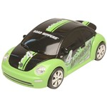 Caminhão Infantil Road Ripers Hatchbacks New Beetle Verde 3461 - DTC