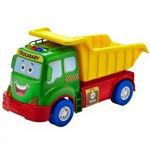 Caminhão Infantil Trucababy Verde com Caçamba 410 Calesita