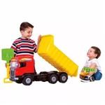 Caminhão Super Caçamba Magic Toys