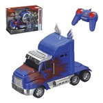 Caminhão Transformer com Controle