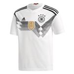 Camisa Adidas Alemanha I Boys 7-8
