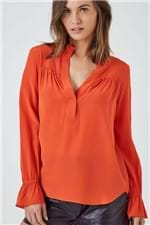 Camisa Agatha 2 Coral Pimenta - 38
