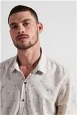 Camisa Andorinha Areia G