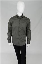 Camisa Aramis Menswear Regular Chumbo Tam. XGG