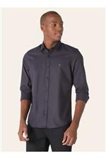 Camisa Aramis MW Super Slim Sur Ton Azul Tam. P
