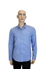 Camisa Aramis Super Slim MW Strech Azul Tam. M