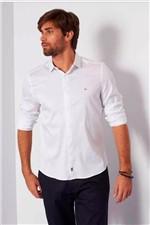 Camisa Aramis Super Slim MW Strech Branco Tam. GG