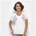 Camisa Avaí Ii 2018 S/n° Lion Bleu Torcedor Umbro Feminina
