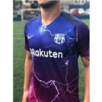 Camisa Barcelona Edição Limitada Oficial Torcedor Azul 2019 Tamanho G Original