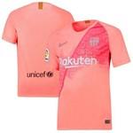 Camisa Barcelona III Modelo 2018/2019-Masculina