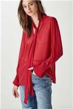 Camisa Calais Vermelho - 40