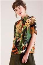 Camisa Cantão Est. Terraco - Multicolorido