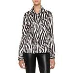 Camisa Casual Auslander Zebra Off White P