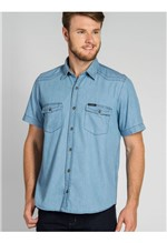 Camisa Casual Jeans-4