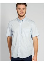 Camisa Casual Light Blue-6