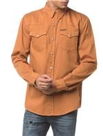 Camisa Color Manga Longa - Havana - P