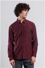 Camisa Color Xante Bordeaux G