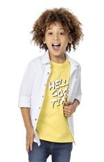 Camisa com Bolso Menino Malwee Kids Branco - 2
