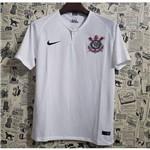 Camisa Corinthians Oficial Branca Torcedor 2018/19 Tamanho M