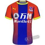Camisa Crystal Palace - Modelo I