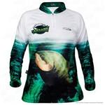 Camisa de Pesca Jogá Feminina Tambaqui Proteção Uv
