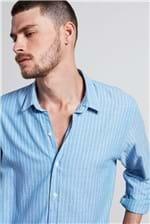 Camisa Downriver Azul G