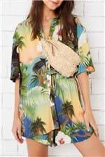 Camisa Farm Paraiso dos Tucanos