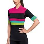 Camisa Feminina AF LS Ciclismo 71640 Lupo - Preta - P