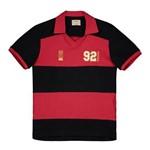 Camisa Flamengo 1992 Retrô Juvenil