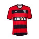 Camisa Flamengo Adidas I Rubro-Negra 2013 2014 - D80630