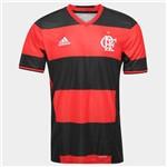 Camisa Flamengo Adidas I Rubro-Negra 2016 2017 Torcedor - 2GG