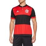 Camisa Flamengo I 2017 2018 Adidas Masculina - M
