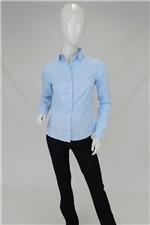 Camisa Forum Justa Azul Claro Tam. G