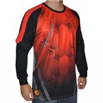 Camisa Goleiro Poker Sublimax Bank