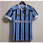 Camisa Grêmio I 18/19 S/n° Torcedor Umbro Masculina - Azul e Preto Tamanho M